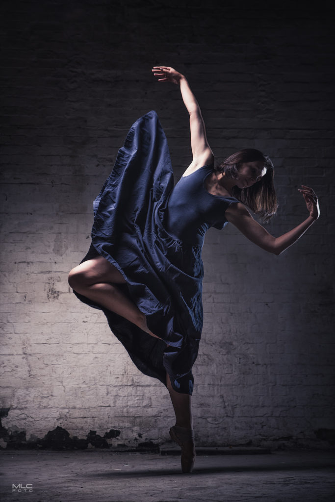 ruch baletowy