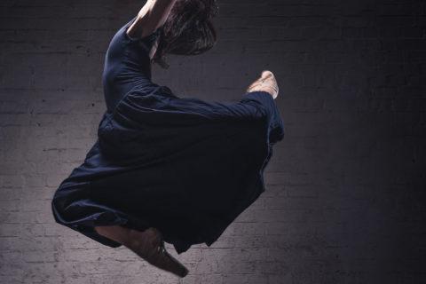 tancerka baletu