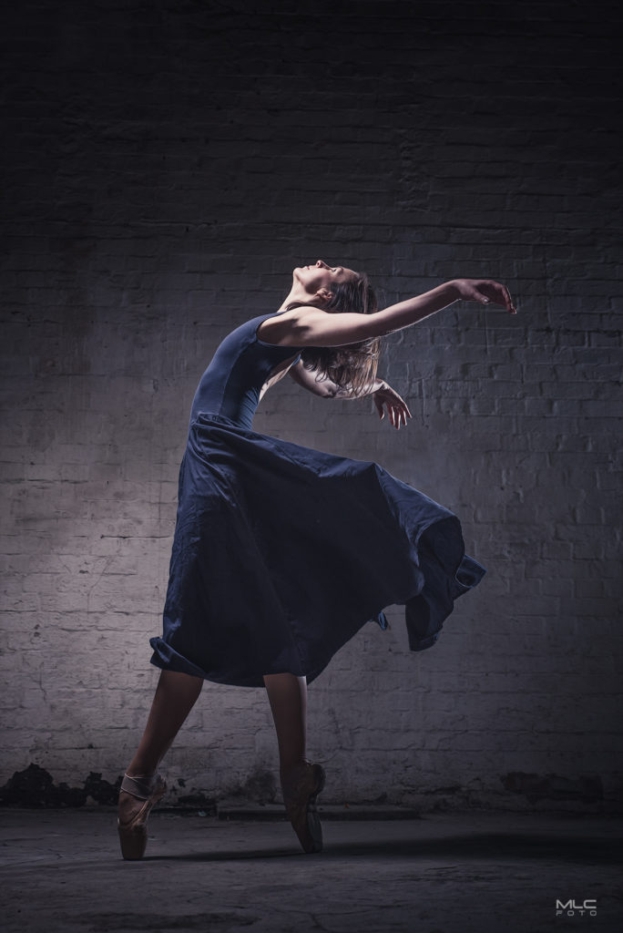 balet fotografia